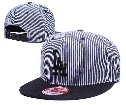 MLB Los Angeles Dodgers Stitched Snapback Hats 004