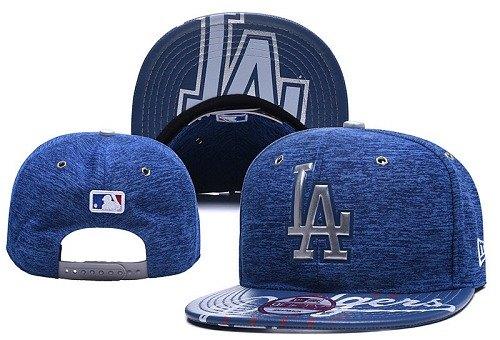 MLB Los Angeles Dodgers Stitched Snapback Hats 021