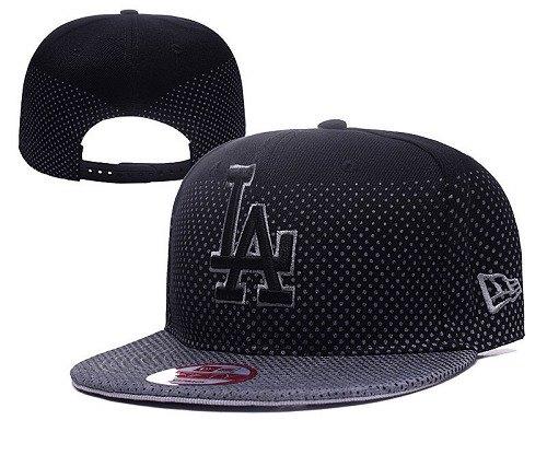 MLB Los Angeles Dodgers Stitched Snapback Hats 026