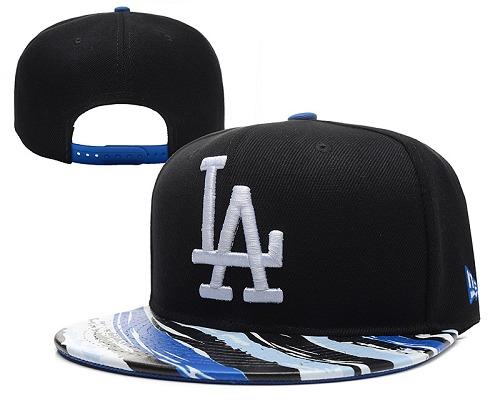 MLB Los Angeles Dodgers Stitched Snapback Hats 029