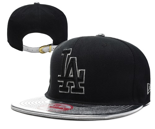 MLB Los Angeles Dodgers Stitched Snapback Hats 033