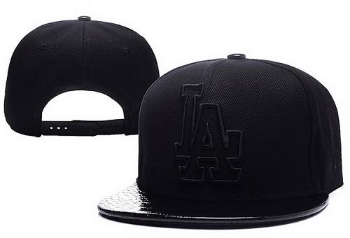 MLB Los Angeles Dodgers Stitched Snapback Hats 038