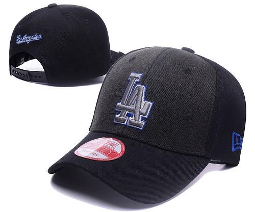 MLB Los Angeles Dodgers Stitched Snapback Hats 039