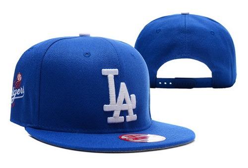 MLB Los Angeles Dodgers Stitched Snapback Hats 040
