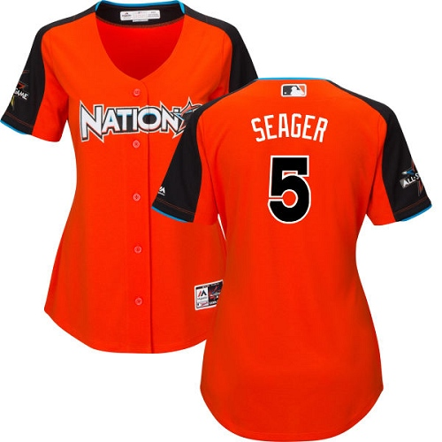 wholesale dealer 6ada6 d4aca Corey Seager Jersey | Corey Seager Cool Base and Flex Base ...